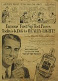 King Whiskey Ad