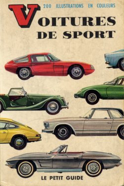 French Sports Cars Golden Guide