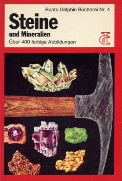 German Rocks and Minerals Golden Guide