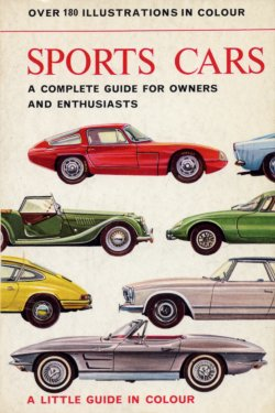 British Sports Cars Golden Guide