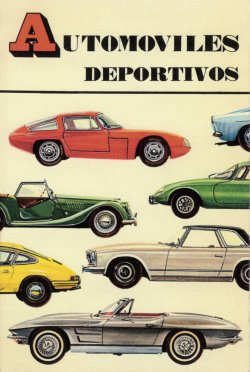 Spanish Sports Cars Golden Guide