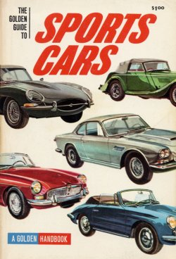 Sports Cars Golden Guide
