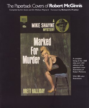 Paperback Covers Of Robert McGinnis