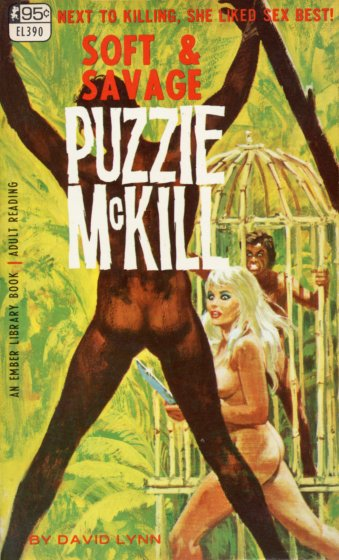 Soft & Savage Puzzle McKill